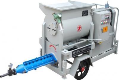 JRD500B搅灌一体泵