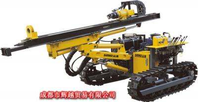 SK120多角度潜孔钻车