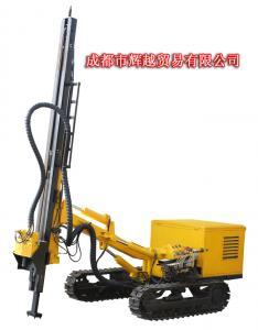 SK400履带潜孔钻车